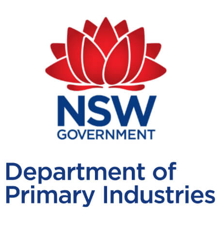 NSW Department of Primary Industries Logo