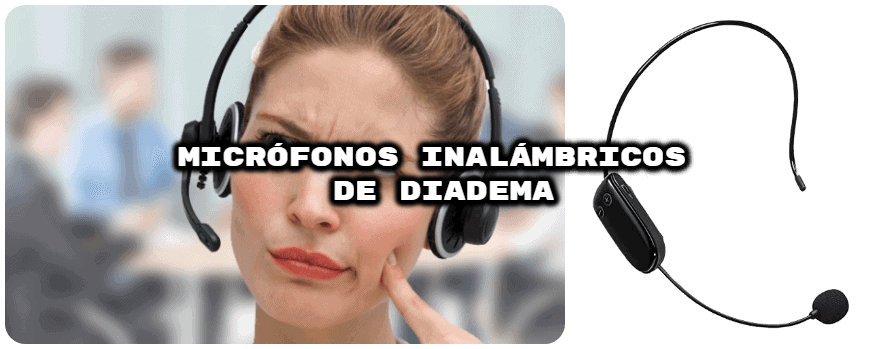 micrófonos diadema en audio10