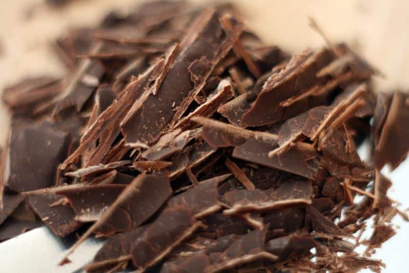 Le chocolat NOIR est bon pour la santé