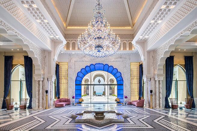 Открытие отеля Rixos Saadiyat Island в Абу-Даби (ОАЭ)