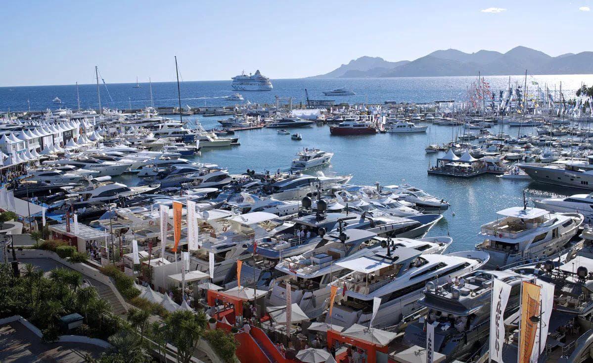 Презентация GetBoat на выставке Cannes International Boat&Yacht Show 2018