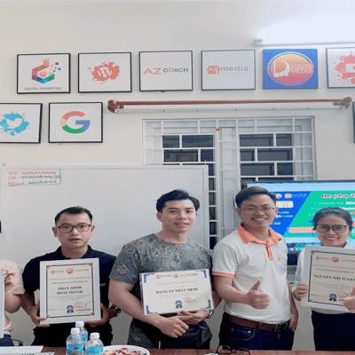 Lớp học SEO Marketing Online