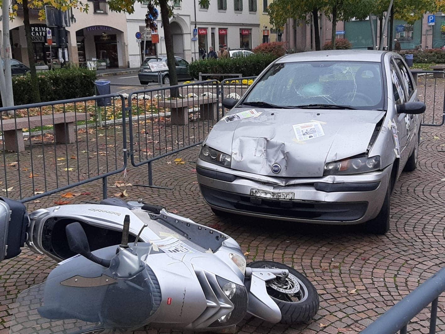 Sinistri stradali, i dati di Parabiago forniti dalla Polizia Locale