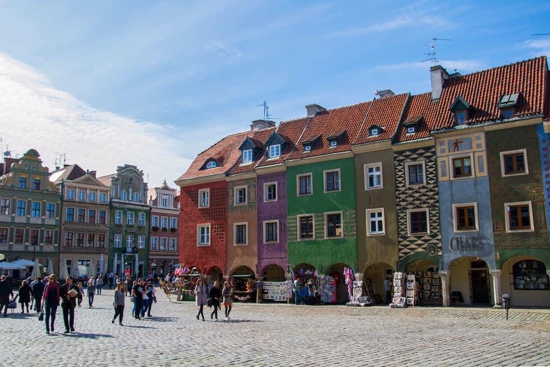 Zwiedzanie Poznania. Co zobaczyć w mieście w jeden dzień?