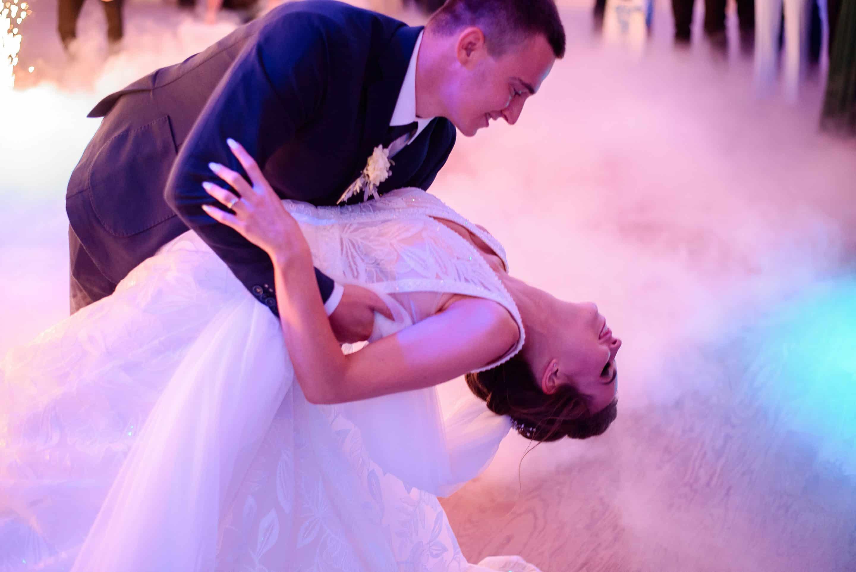 Bruid de lucht in