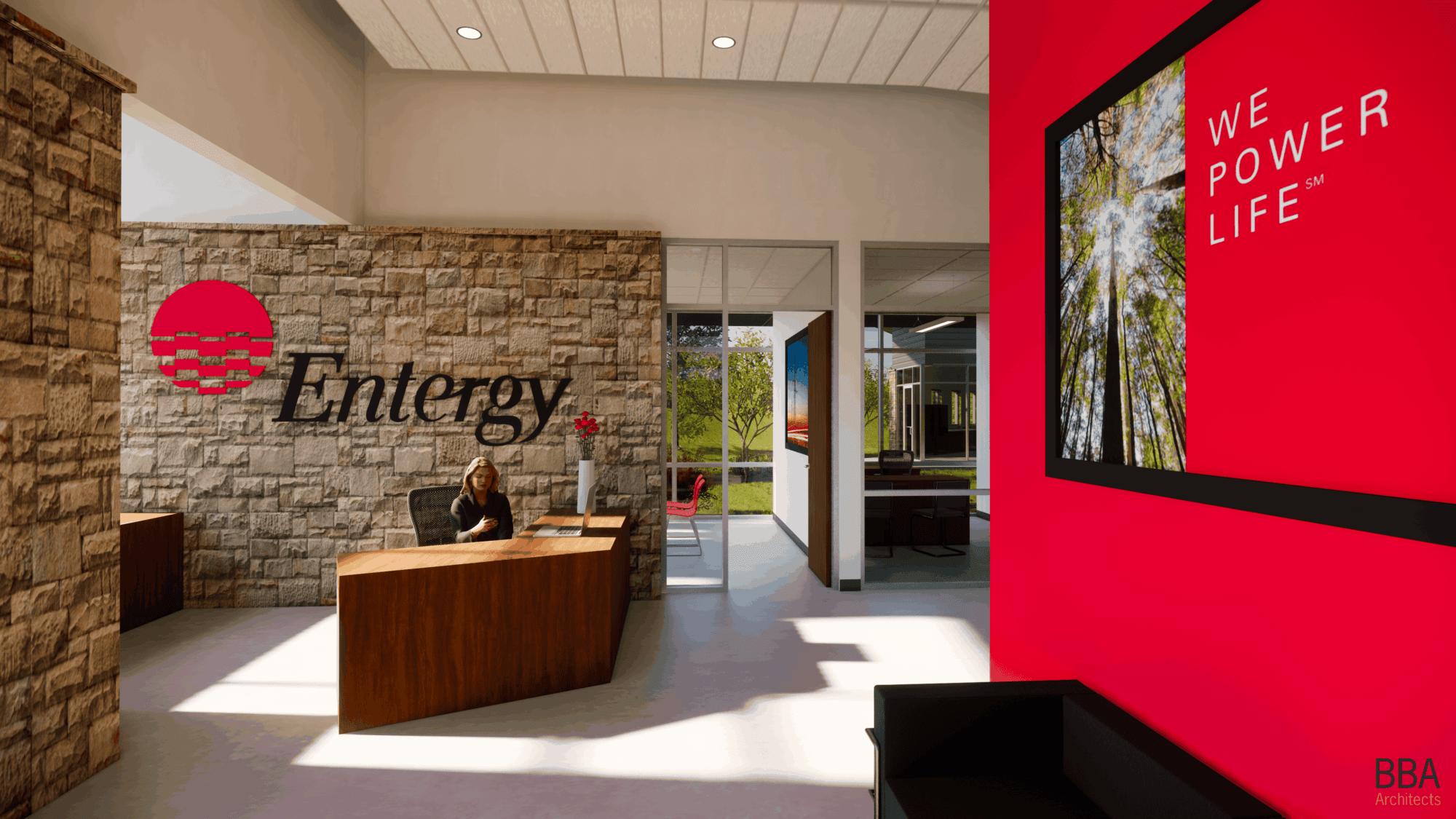 Entergy Administration Building