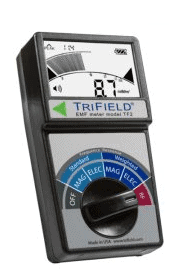 This is the EMF meter I use.