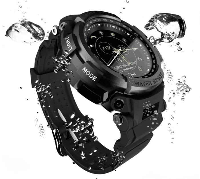 waterproof smartwatch under 50