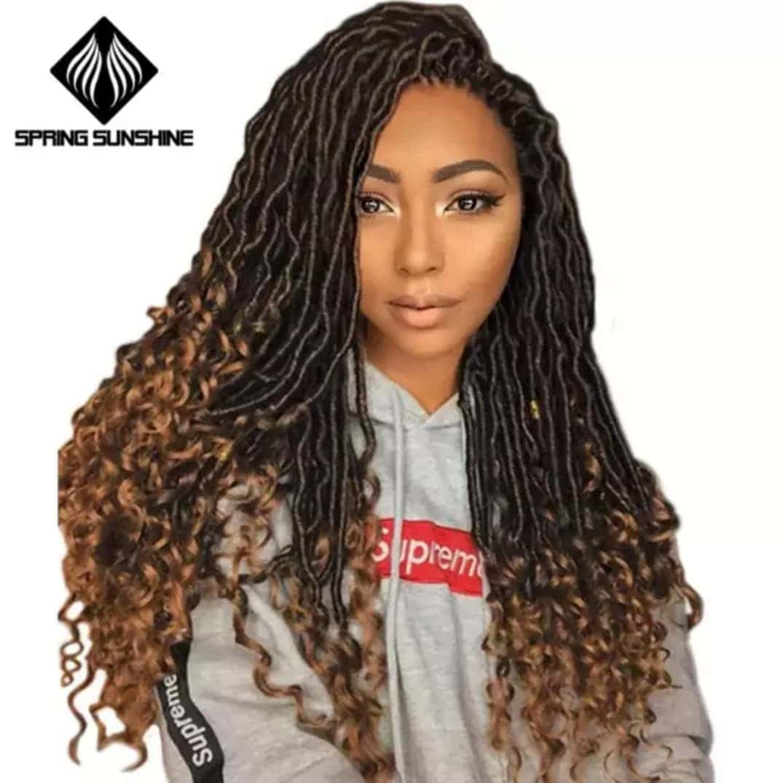 Crochet Hair Extensions aliexpress