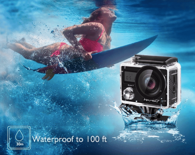 waterproof action camera aliexpress