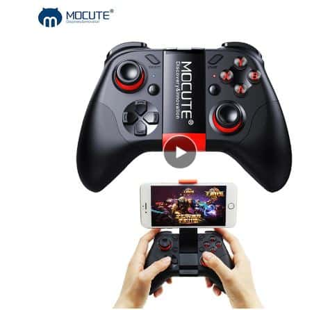 mocute game controller android