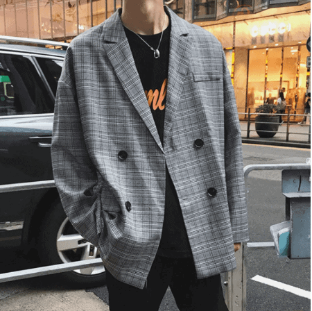 casual street style mens