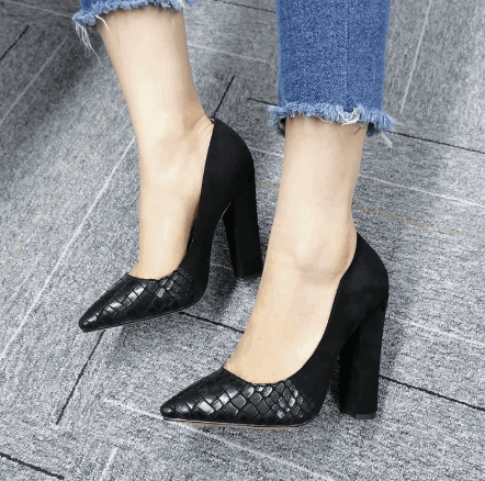shoes for smart causal female
