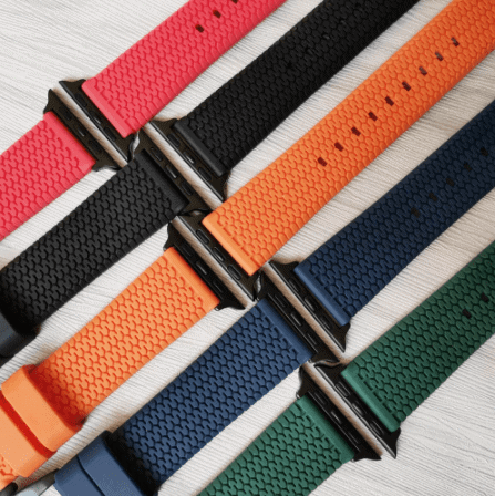 silicon apple watch band aliexpress