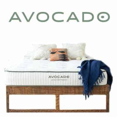 Certified Organic Latex Mattress - Avocado Latex Mattress
