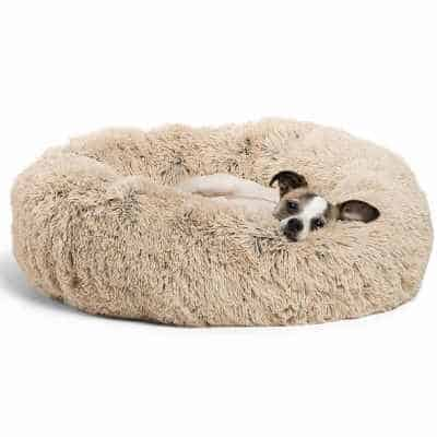 Best Calming Dog Bed - Best Friends by Sheri Donut Bed