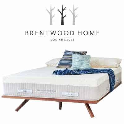Best Latex Hybrid Mattress - Brentwood Home
