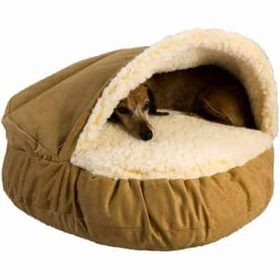 Best Dog Cave Bed - Snoozer Pet Bed