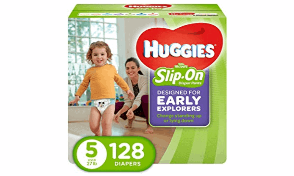 Huggies Slip On Diaper Pants
