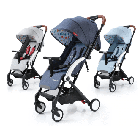 Grace & Love - Luxury Baby Stroller Lightweight Baby Stroller