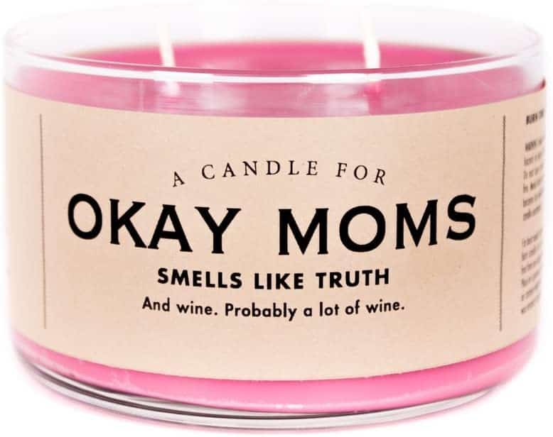best candles for moms