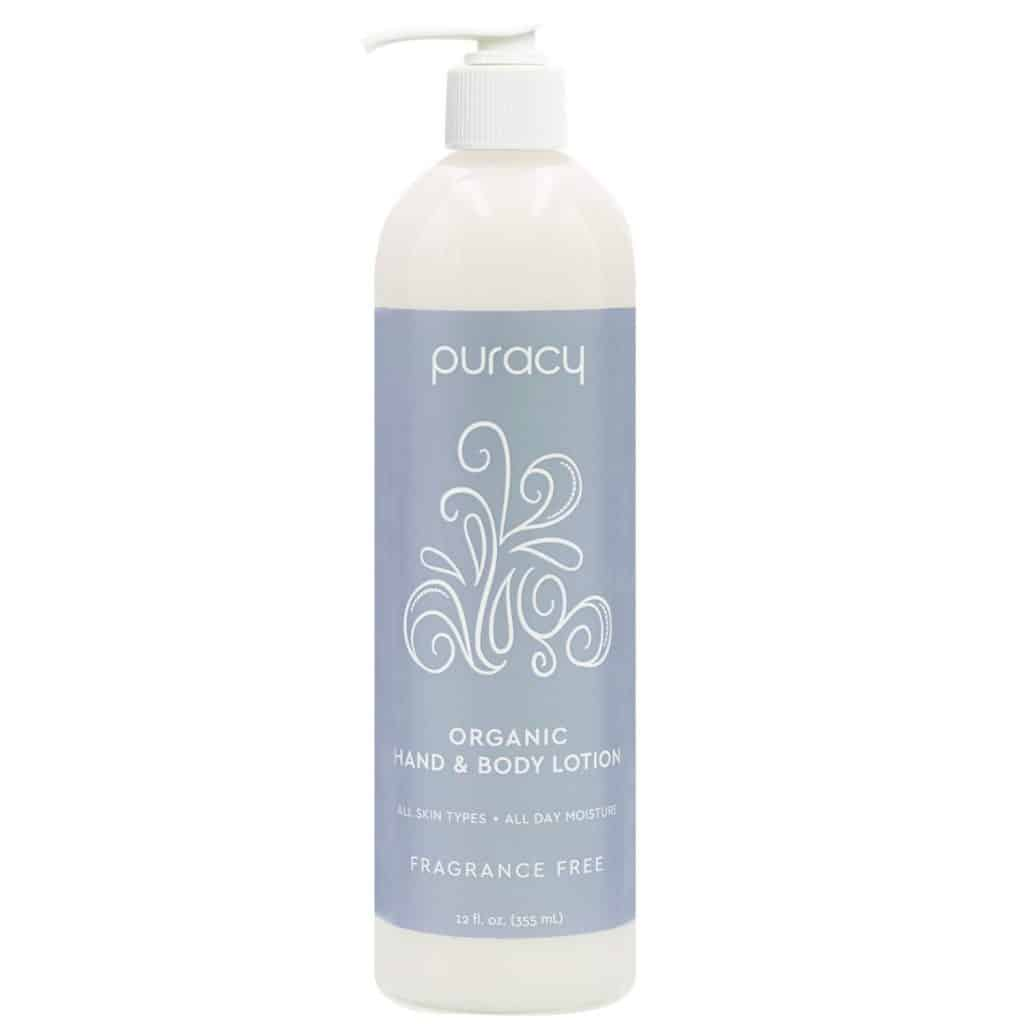 safe body lotion for pregnancy
