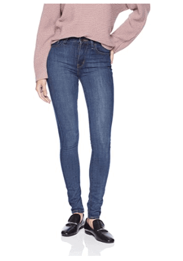 top high waist jeans for moms