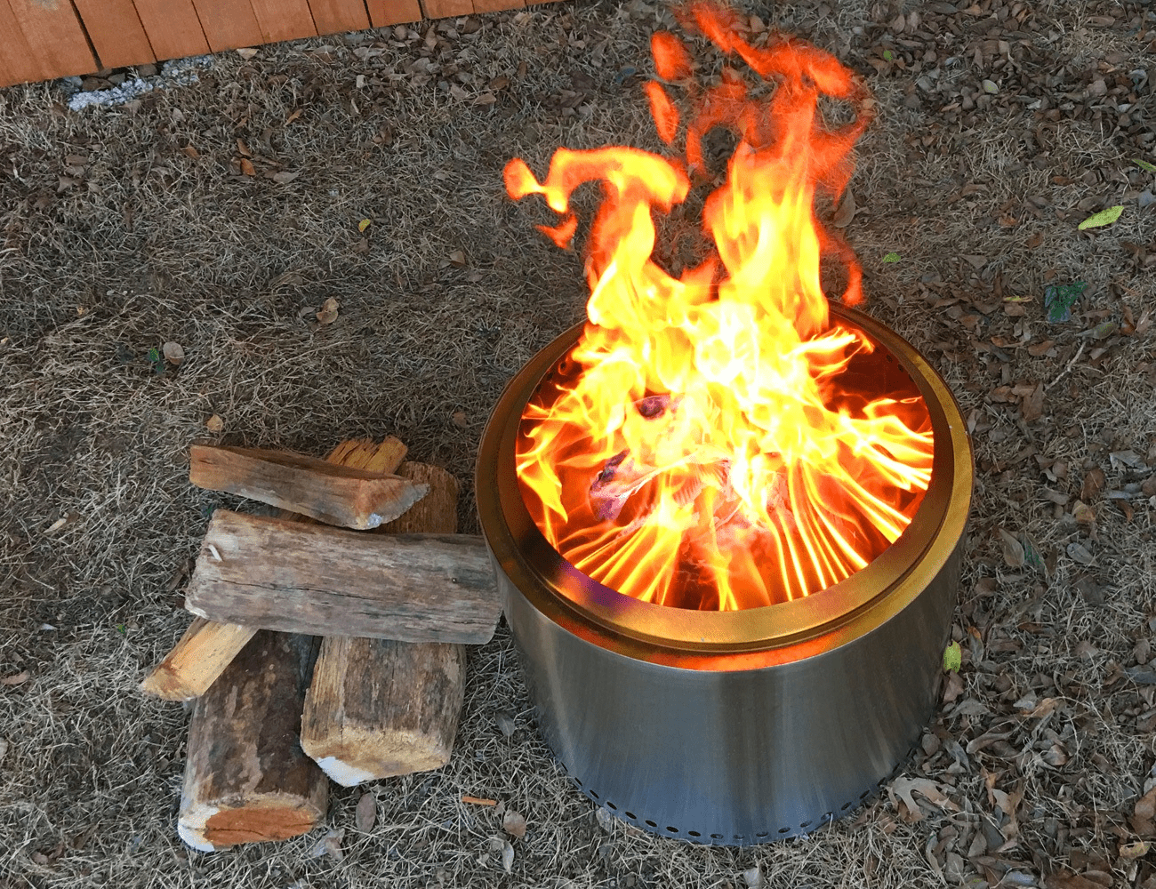 Solo Stove Bonfire - Patio Fire Pit