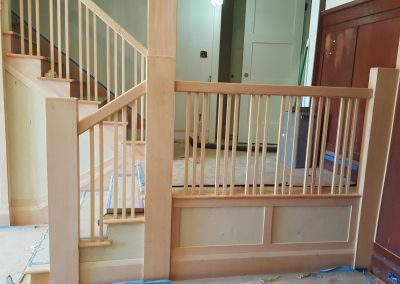 modified staircase