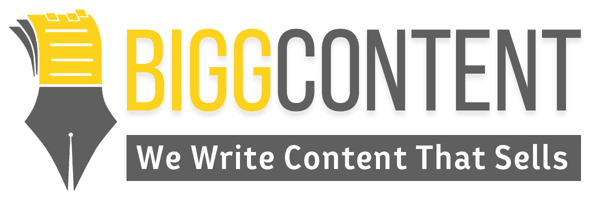BiggContent - Professional Content Writing Services