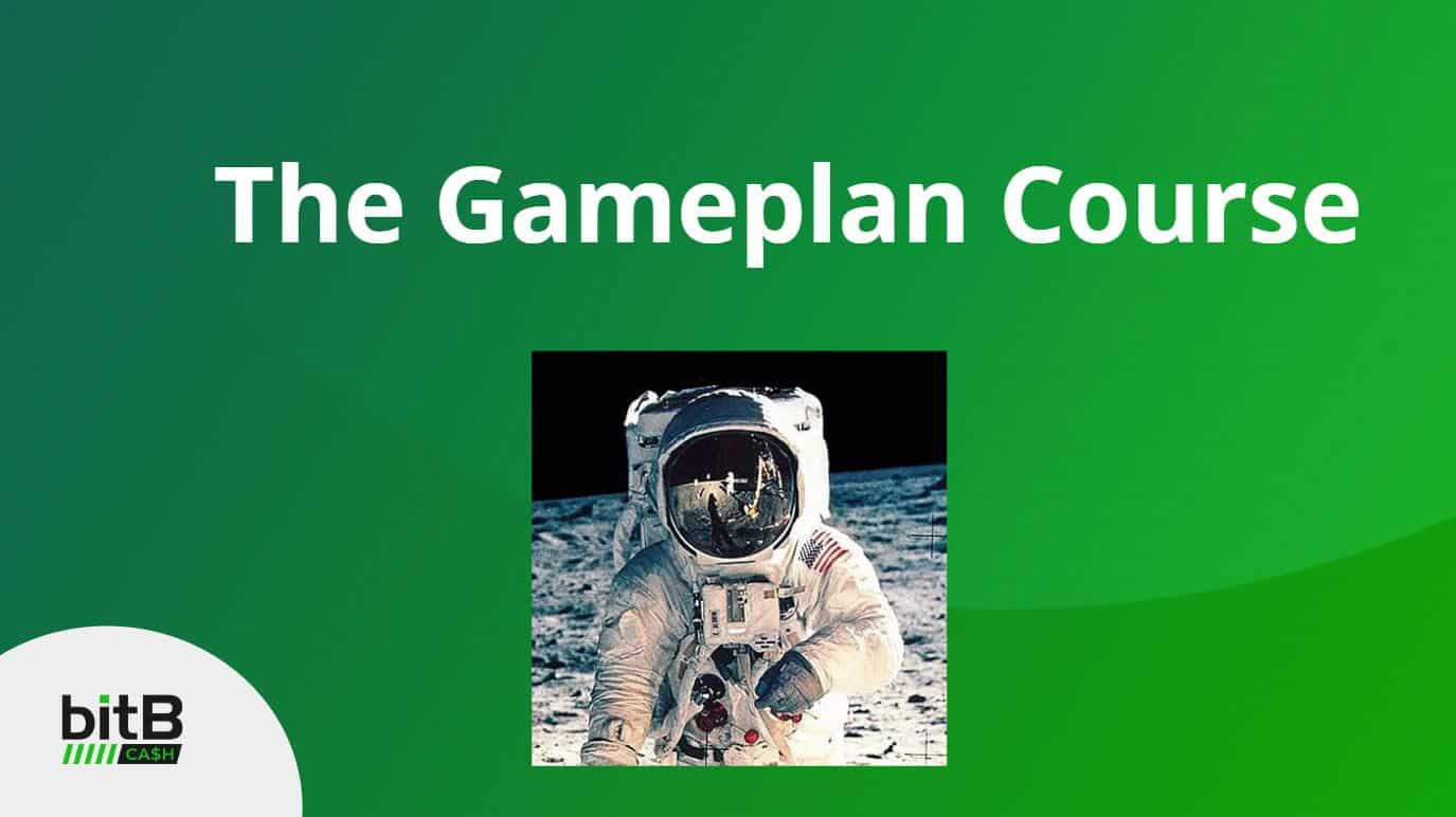 The Gameplan Course