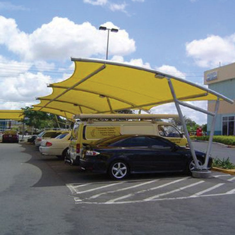 atap tenda membrane