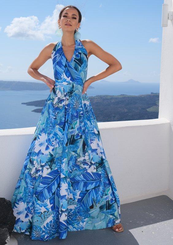 Sukienka maxi - rozwiązanie wszystkich problemów sylwetki