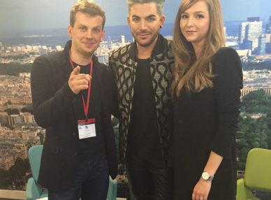 Adam Lambert booking agent BnMusic