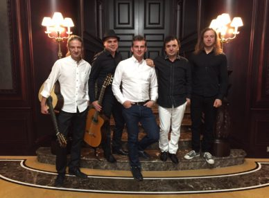 Gipsy-Kings-booking agent-BnMusic