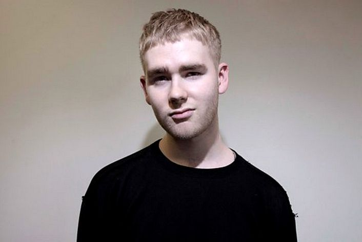 Mura Masa official website of booking agent