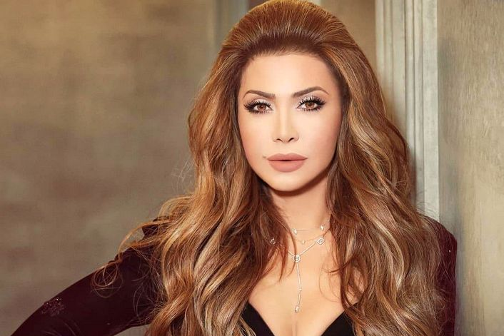 Nawal Al Zoghbi official website of booking agent