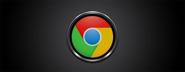 Google Chrome Homepage Blank in Internet Explorer