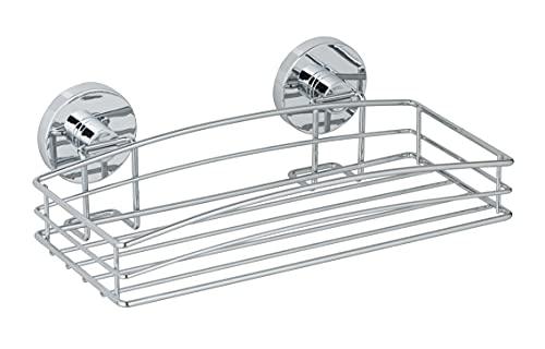 WENKO Vacuum-Loc Wandregal für Bad und Küche