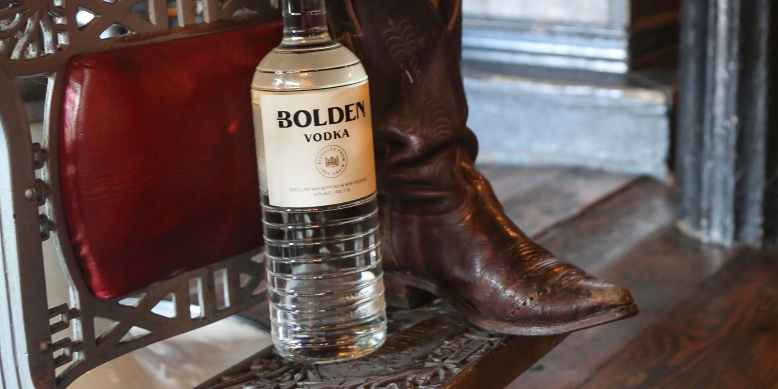 Why Bolden Vodka