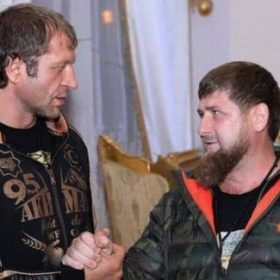 Харитонов: Емельяненко боялся Рамзана Кадырова