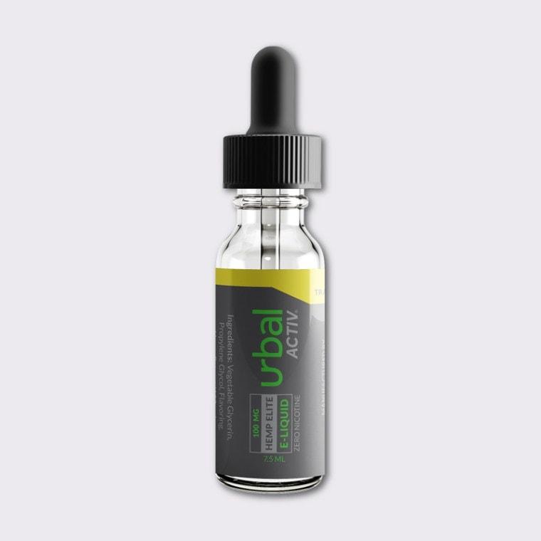 Urbal Activ CBD Vape Juice • Cannabis Oil South Africa