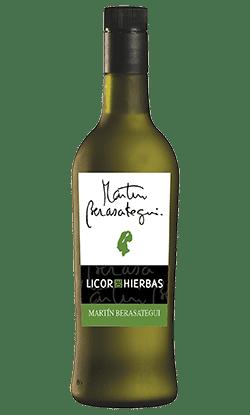 Licores Martin Berasategui Licor Hierbas Botella