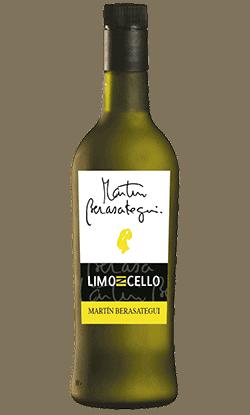 Licores Martin Berasategui Limoncello Botella