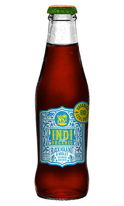 Soft Drinks Indi Black Kola Botella Organic