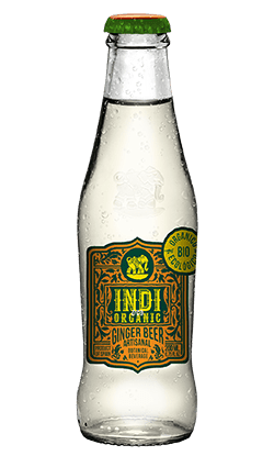 Soft Drinks Indi Ginger Beer Botella Organic