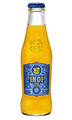 Soft Drinks Indi Seville Orange Botella