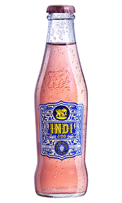 Soft Drinks Indi Strawberry Tonic Botella
