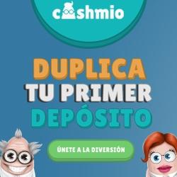 Cahmio Casino Banner