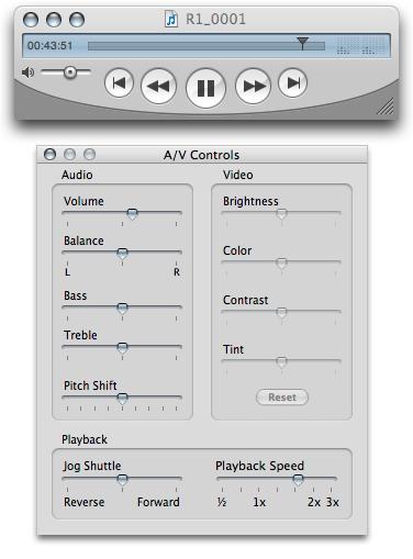AV Controls